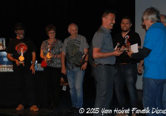Jury Paris discus show 2015