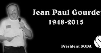 Hommage Jean Paul Gourdet SODA