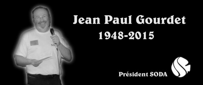 Hommage à Jean Paul Gourdet SODA