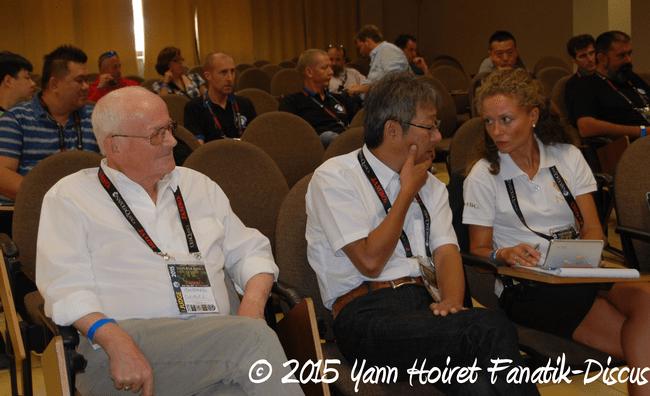World discus congress 2015