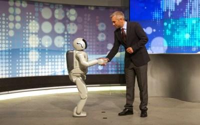 Robot autonomi, come sono fatti. I loro principali componenti.