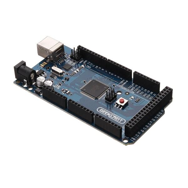 Geekcreit® MEGA 2560 R3 - ATmega2560-16AU laterale