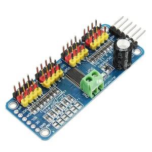 PCA9685 Modulo Driver Servo PWM a 12 bit 16 canali I2C