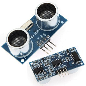 HC-SR04 sensore a ultrasuoni