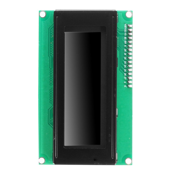 Schermo LCD2004 I2C fronte