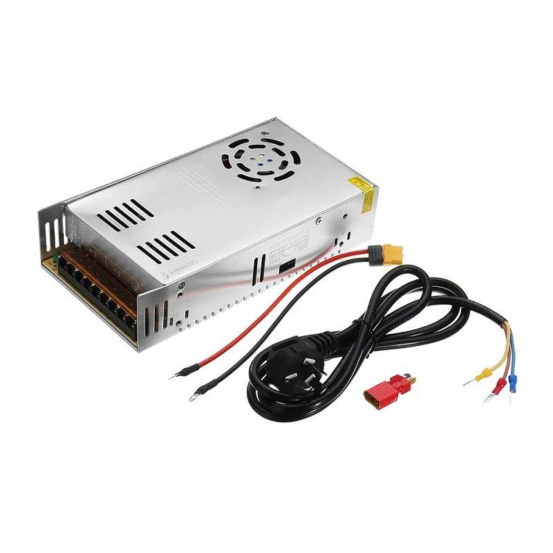 kit alimentatore per Caricabatteria bilanciato ISDT Q6 Pro particolare