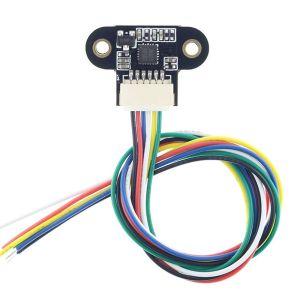 Sensore laser 10-180 cm Sensore di distanza RS232 UART I2C Uscita IIC 3-5 V