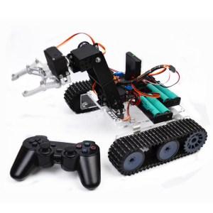 Robot_Cingolato_con_braccio_robotico