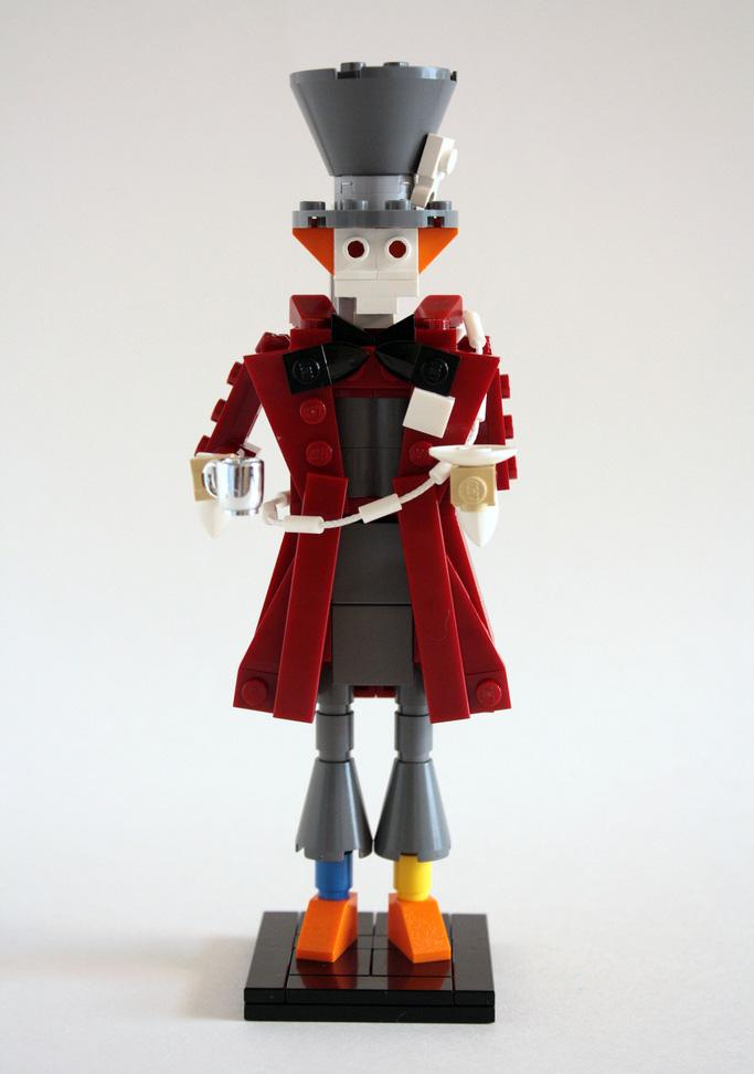 Alice In Legoland 187 Fanboy Com