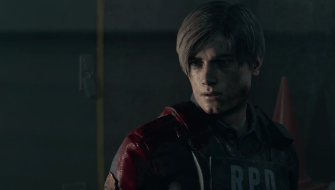 every leon s. kennedy, ranked by 'does he look like he's on