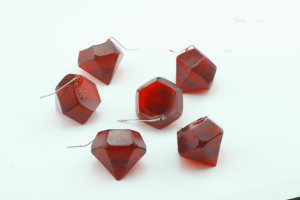 Edible Ruby Gummy Recipe