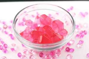 rosé gummies