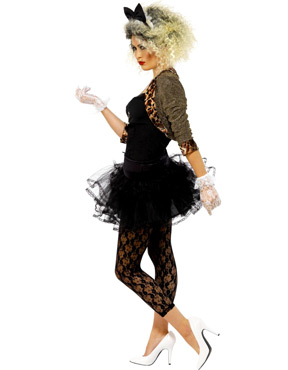 Adult 80s Wild Child Costume 36233 Fancy Dress Ball