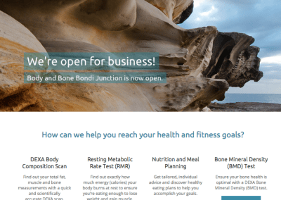 Body and Bone – Bondi Junction