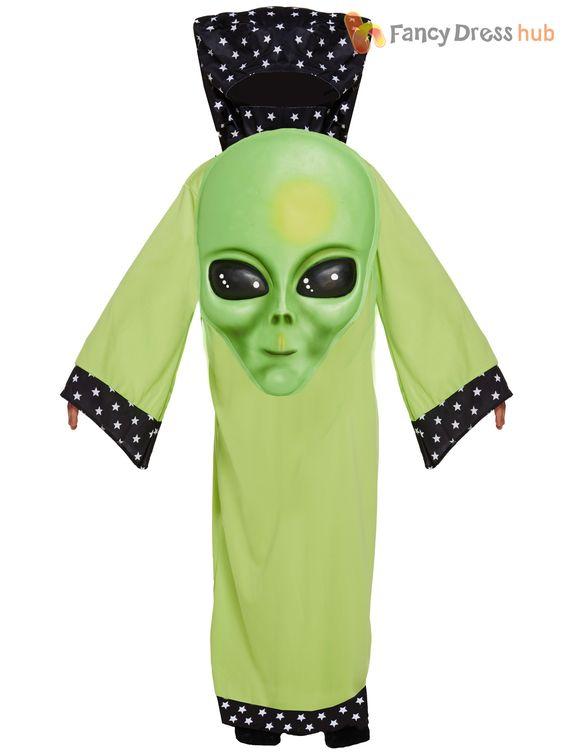 Alien fancy dress costume for children  sc 1 st  Fancy Kids Costumes & Alien fancy dress costume for children ? Childrenu0027s costumes ...