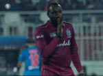 Kesrick Williams replied back to 'Not Good Enough' comment by Kevin Pietersen