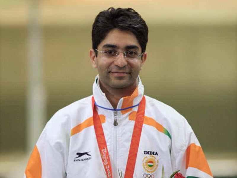 Famous Shooting Player Abhinav Bindra