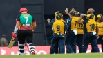 Scott Kuggeleijn and Roston Chase guide St. Lucia Zouks their second victory of the league
