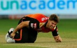 SRH named Jason Holder as a replacement for the injured Mitchell Marsh