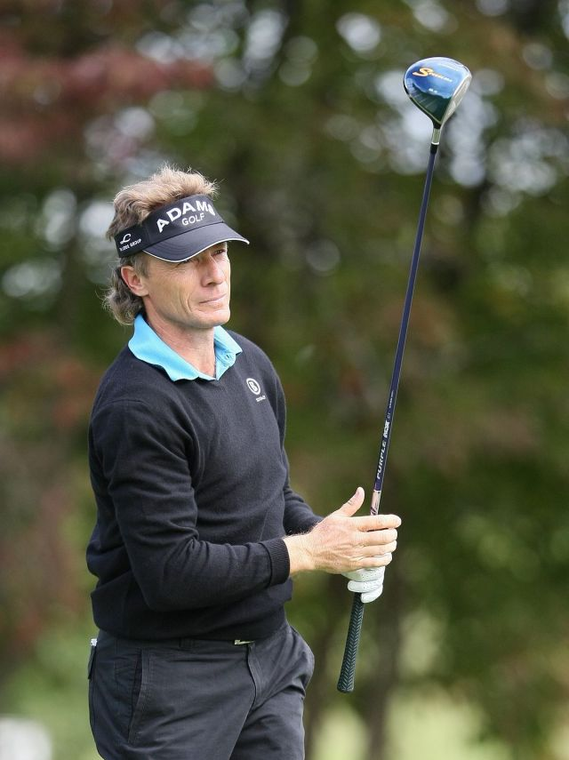Top 14 German golfers