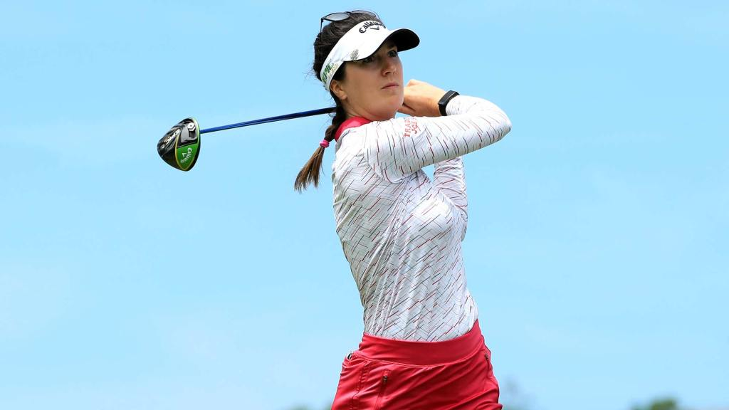 Top 5 German women Golf players