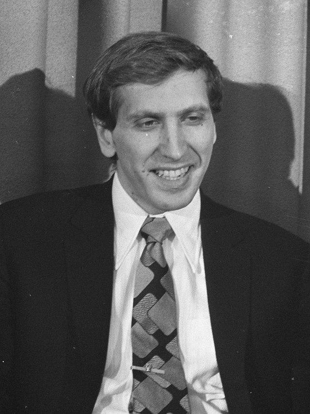 Bobby Fischer Biography