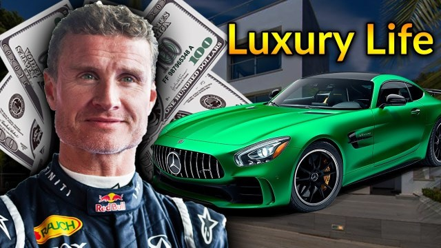 David Coulthard Biography
