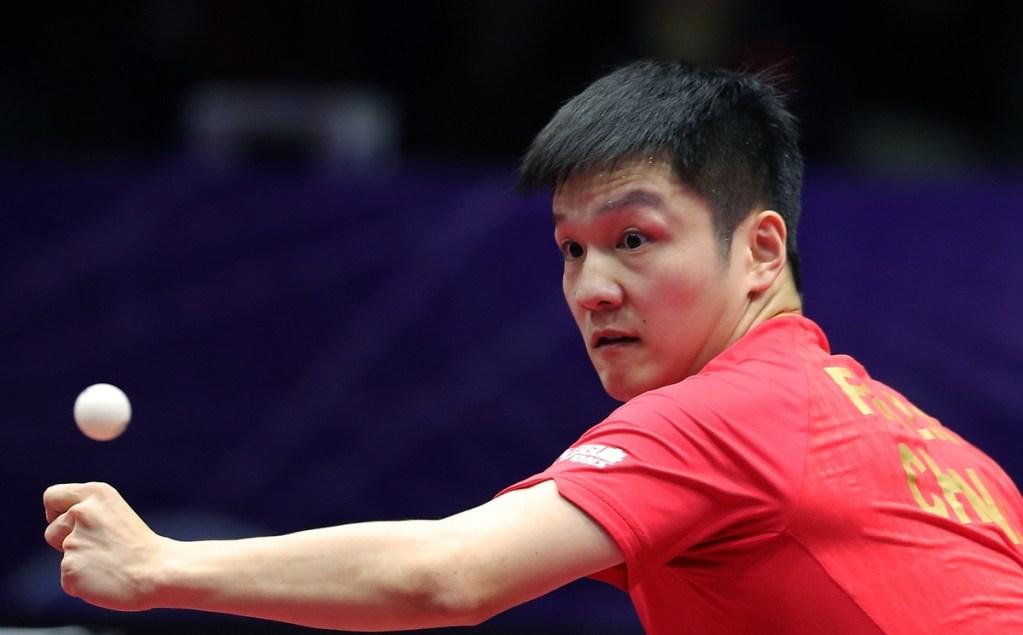Fan Zhendong Biography