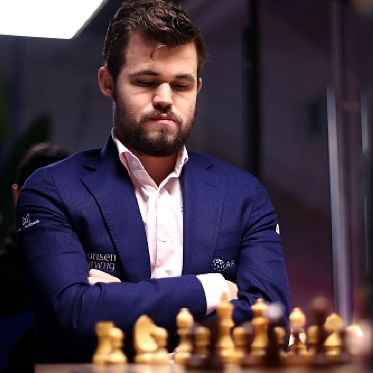 Magnus Carlsen Biography