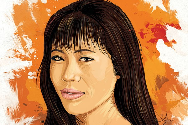 Mary Kom Biography