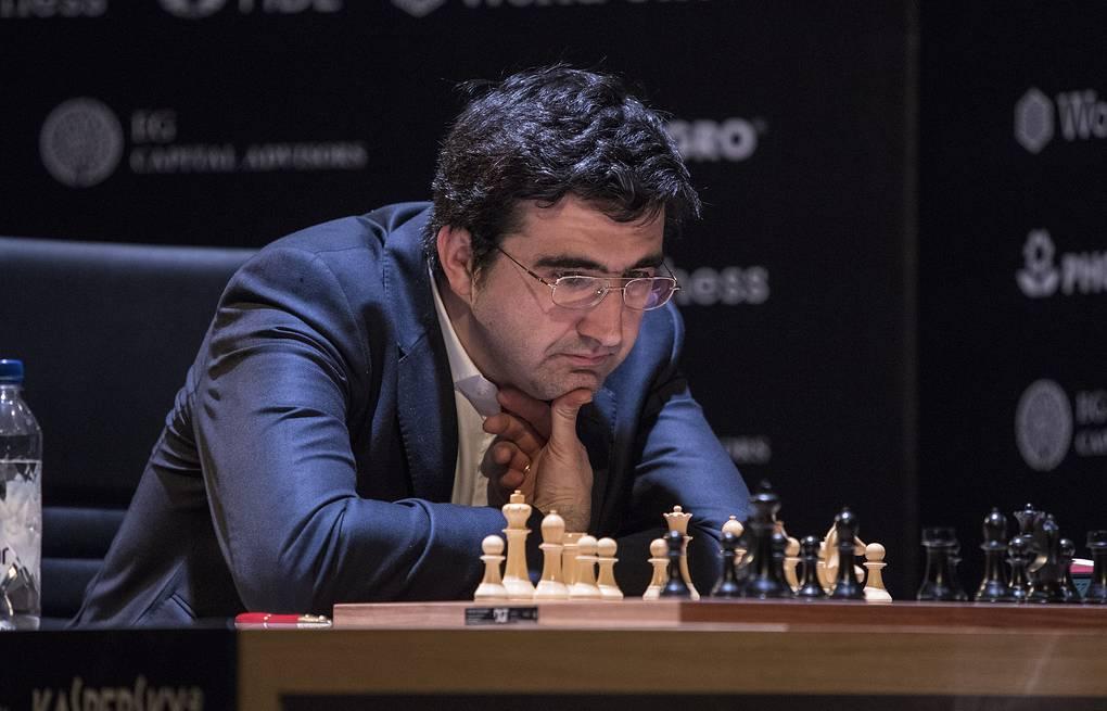 Vladimir Kramnik Biography