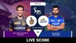 VIVO IPL 2021 M05: KKR vs MI Live Score Telecast Head to Head Records | VIVO IPL 2021 Kolkata Knight Riders vs Mumbai Indians Live Match Score Telecast Broadcast