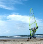 Land Windsurfing   About   Equipment   Competitions