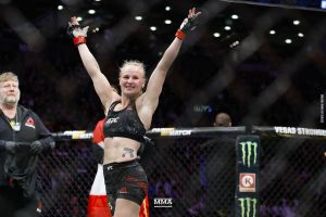 Valentina Anatolievna Shevchenko UFC Bantamweight Title Fight