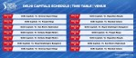 Vivo IPL 2021 Delhi Capitals Schedule Full (DC) Timetable | IPL 14 DC Live Score | Match Date | Updates