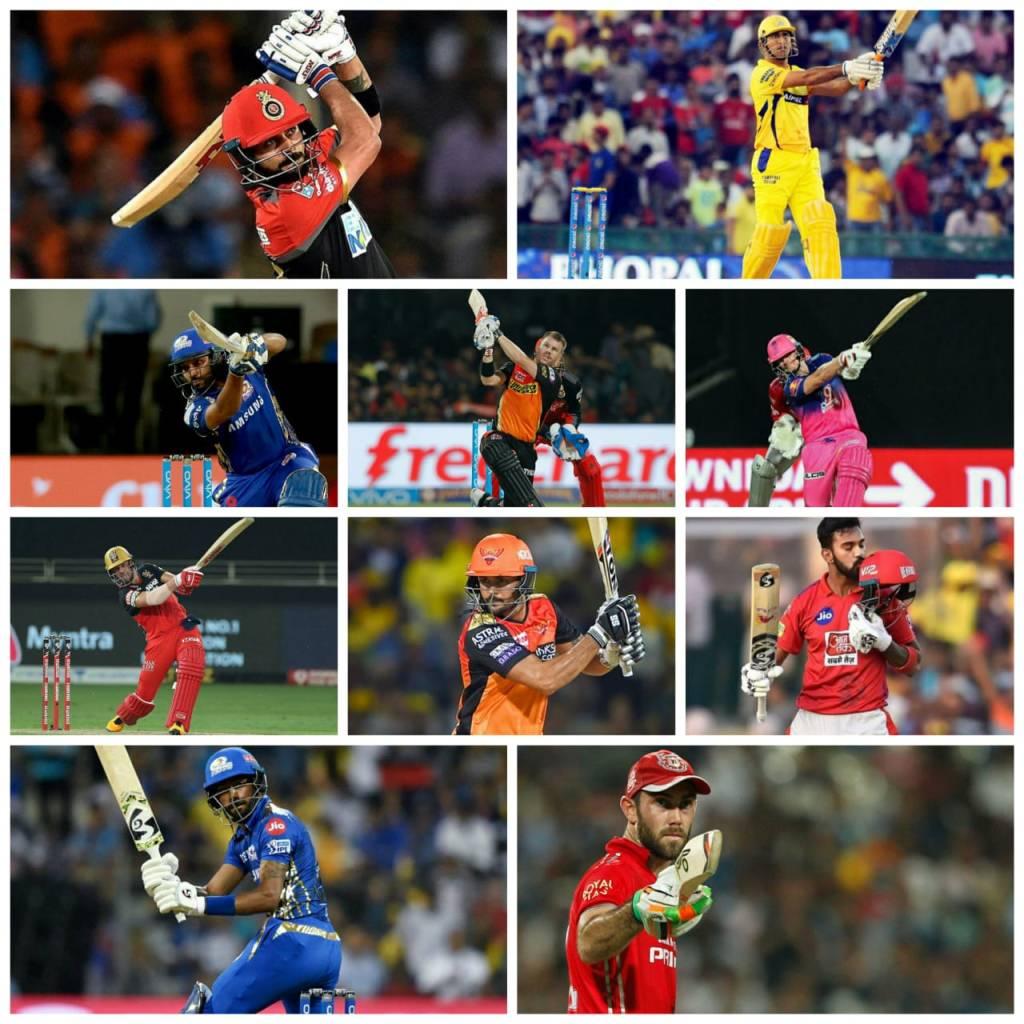 List of World's Top Ten Highest Paid IPL Batsman
