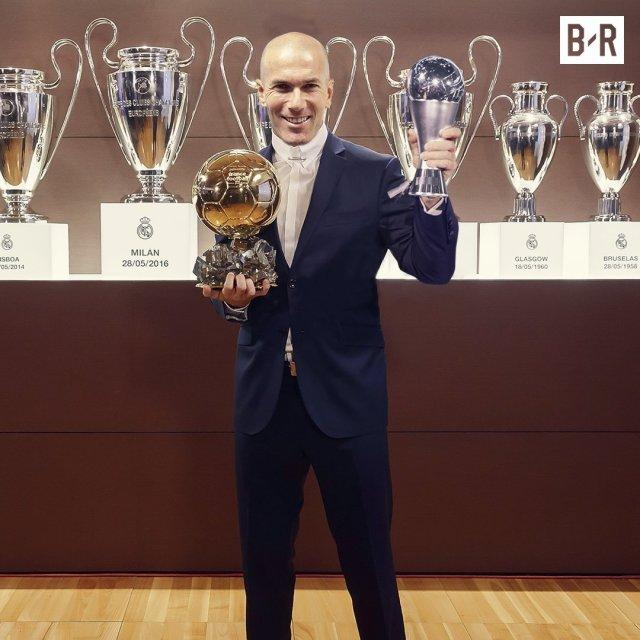 Zinedine Zidane Biography