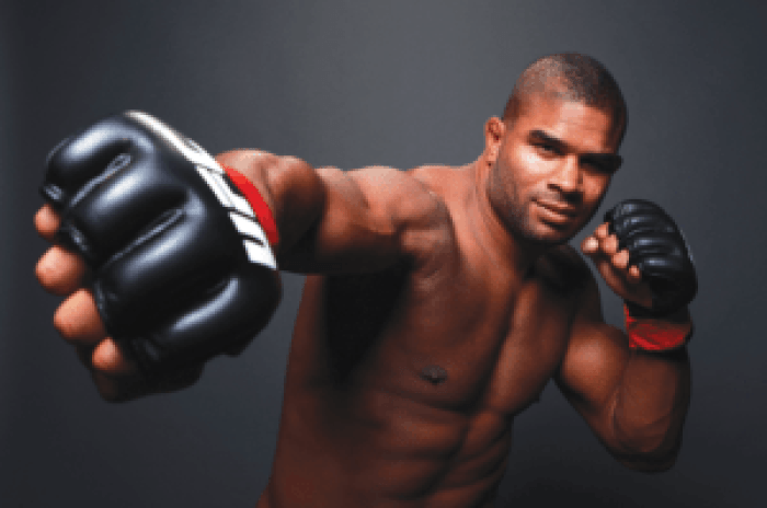 Alistair Cees Overeem Mixed Martial Arts Career