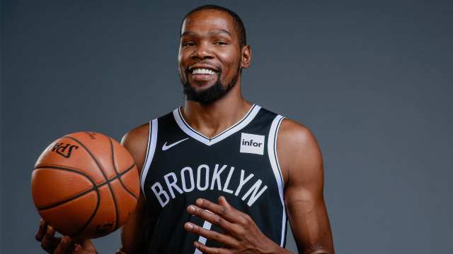 Highest-Paid Athlete Kevin Durant