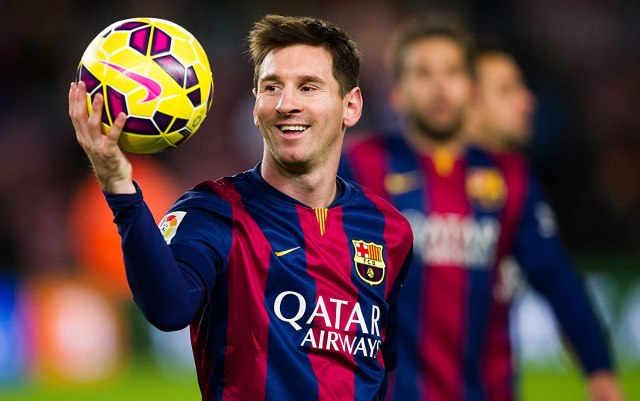 Highest-Paid Athlete Lionel Messi