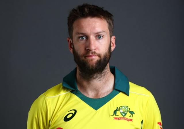 Andrew Tye Biography