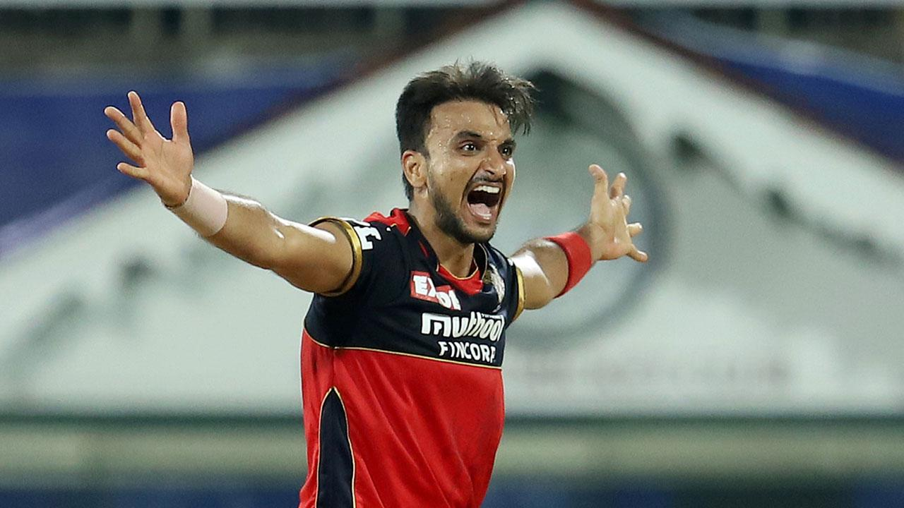 IPL 2021   AB de Villiers blitz and Harshal Patel special hand RCB victory in season opener
