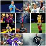 Top 10 Highest Paid Athletes in the World | List of Top Ten Richest Athletes