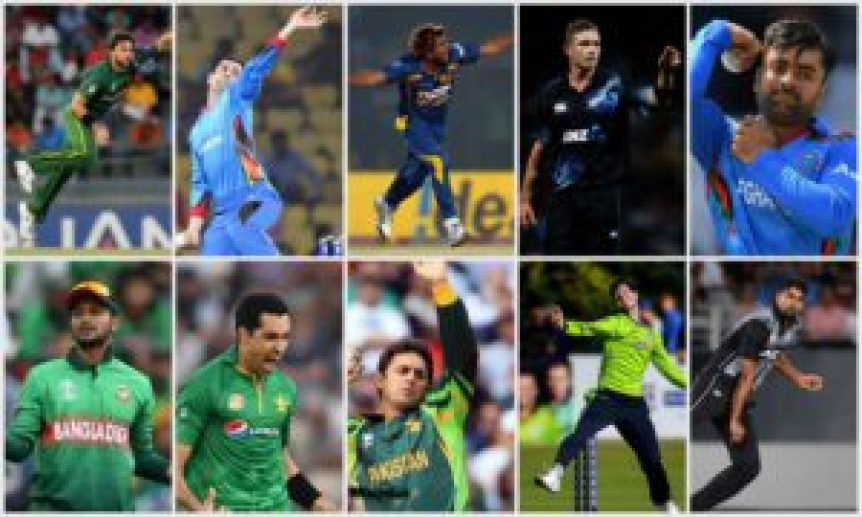 Most Wicket Taker Top 10 Bowlers in T20 International | List of Top Ten Most Wicket Taker Bowlers in Twenty20I