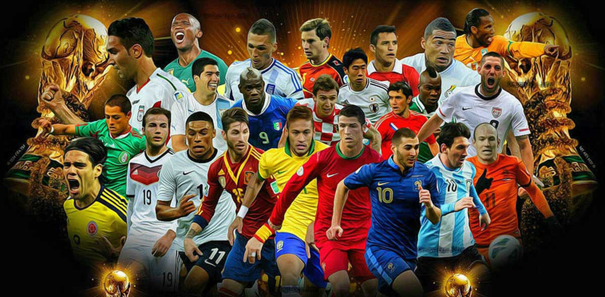 Top 10 Most Expensive Football Players In The World