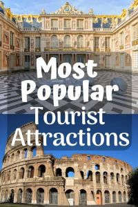 Top 10 Most Visited Place In The World