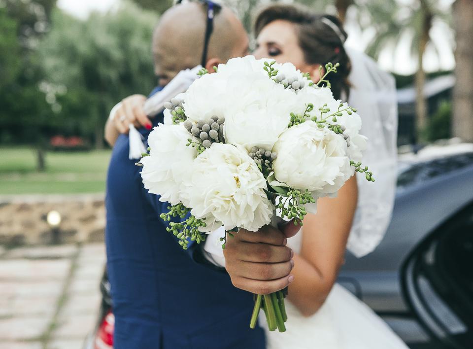 35 ramo de novia