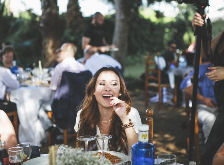 43 invitados risas diversion boda