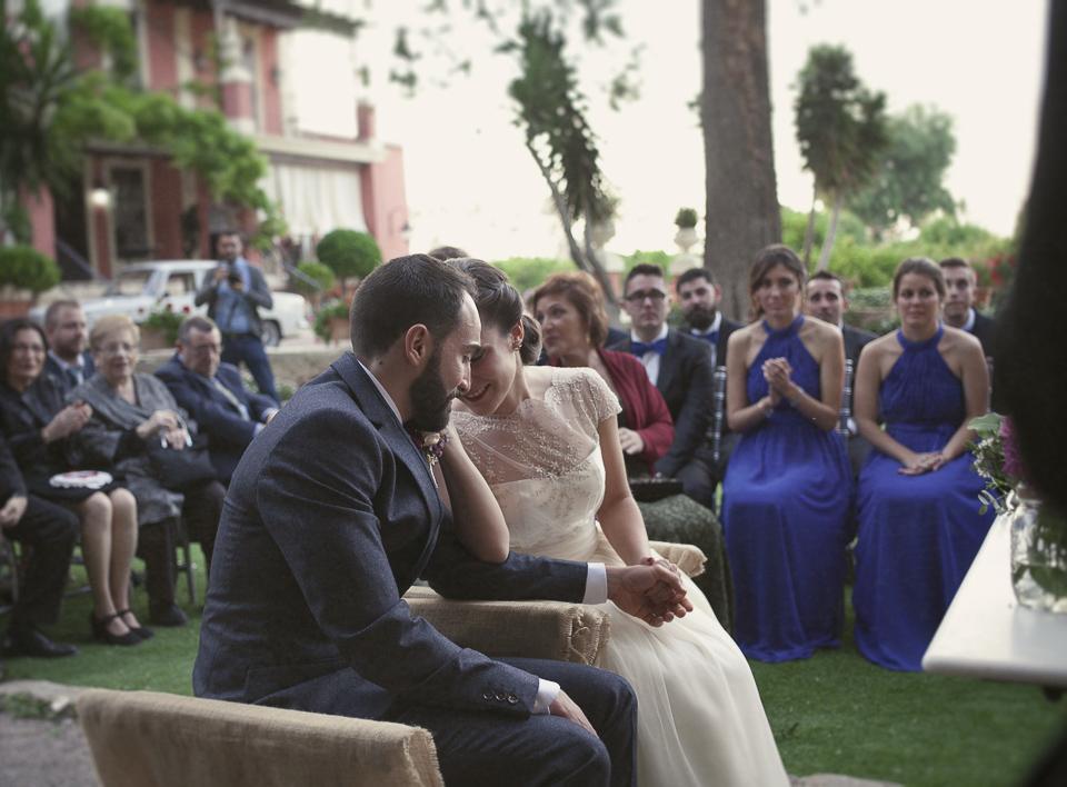 pareja enamorada en Villa Delia