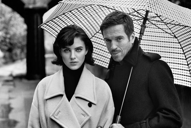 Damianista Is A Fashionista Let S Talk About The Aquascutum Ad Fan Fun With Damian Lewis